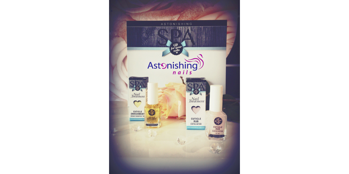 astonishing cuticle care