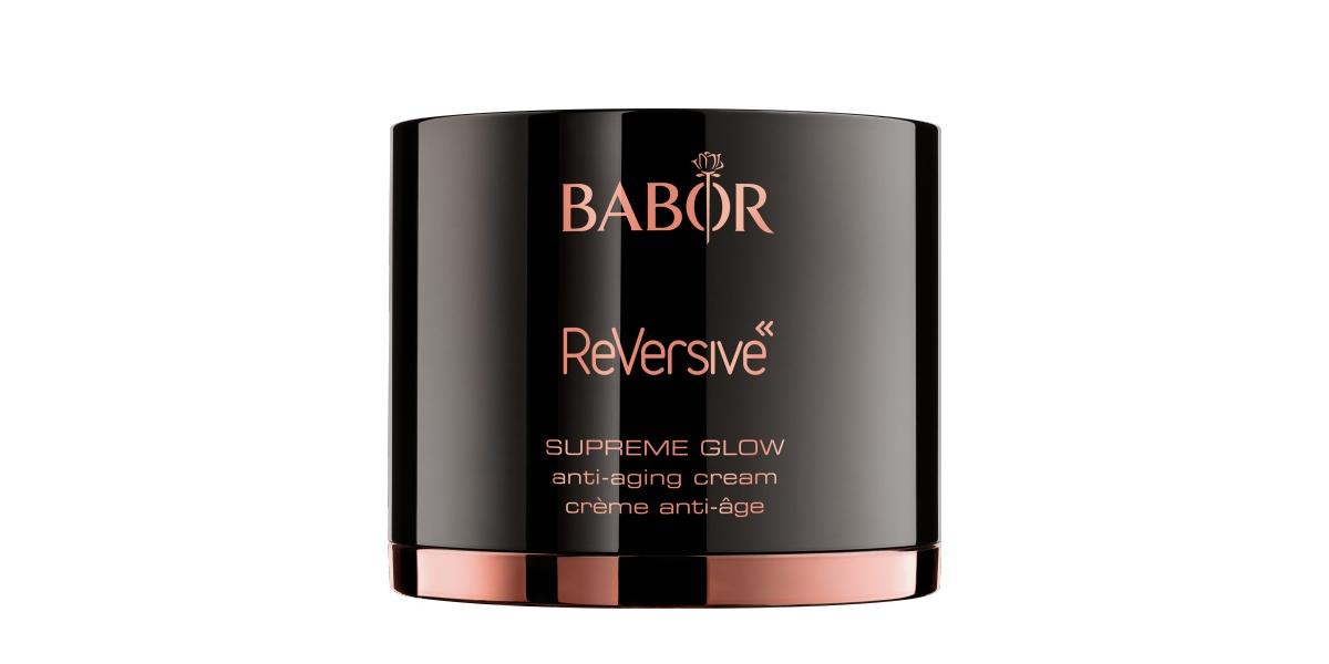 il paradiso di francesca - forte dei marmi - babor reversive supreme glow anti-aging cream
