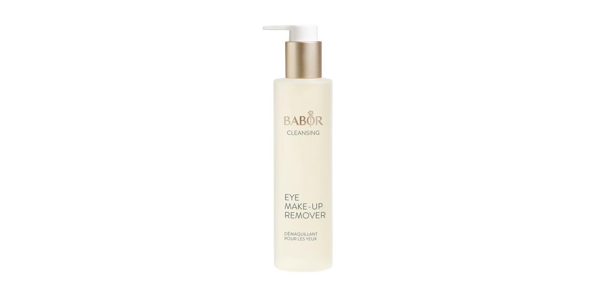 il paradiso di francesca - forte dei marmi - babor cleansing eye make-up remover