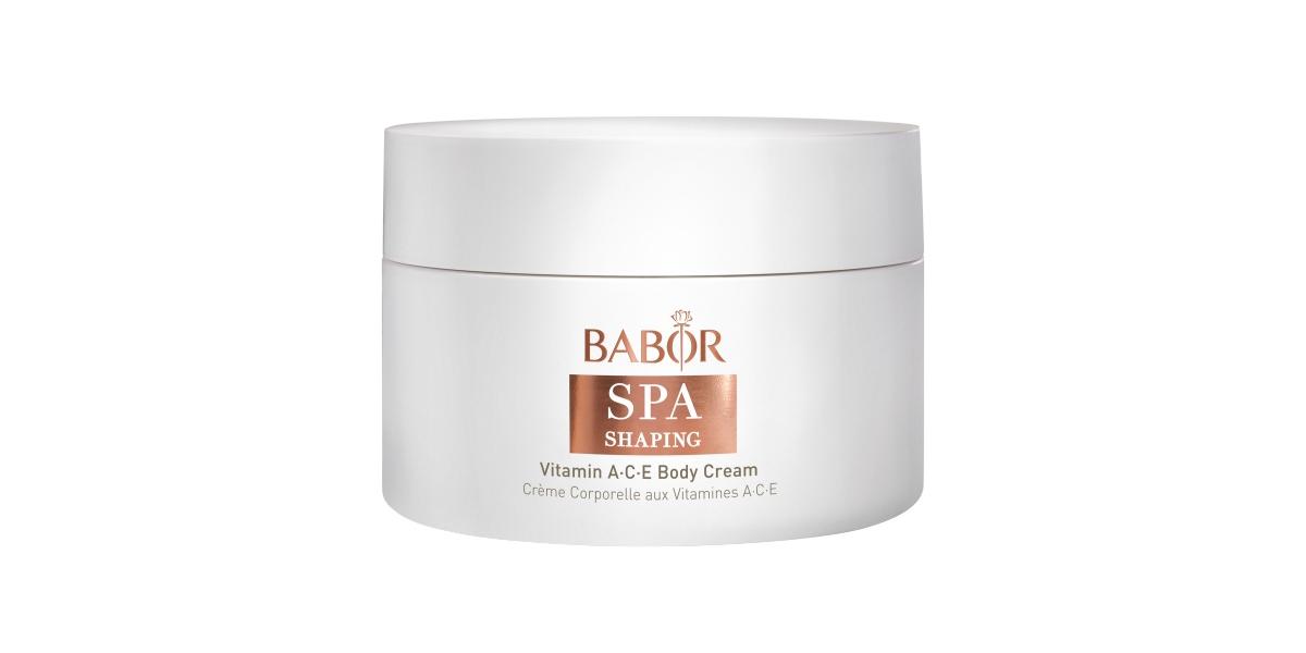 il paradiso di francesca - forte dei marmi - spa shaping vitamin ACE body cream