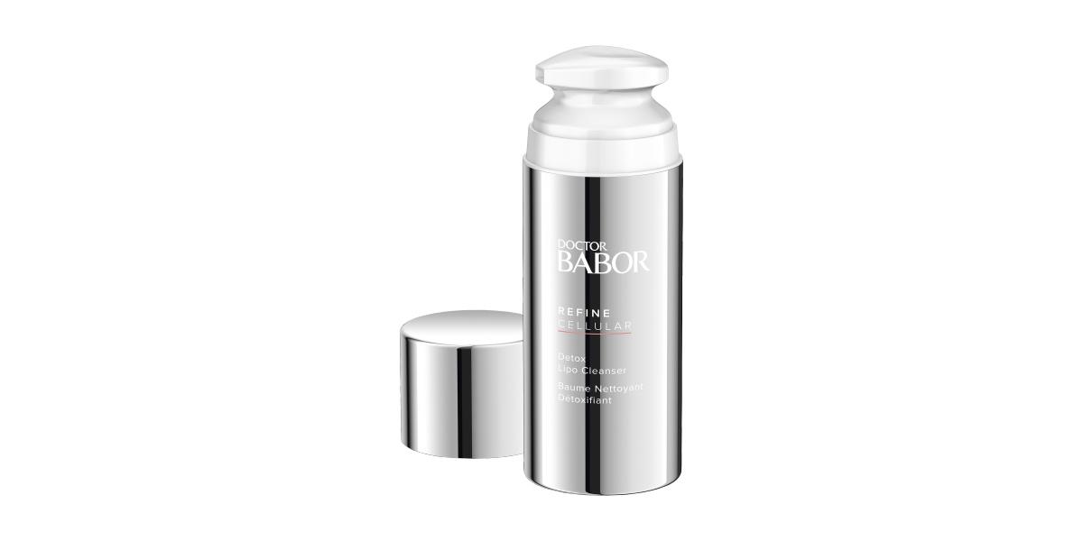 il paradiso di francesca - forte dei marmi - doctor babor refine cellular detox lipo cleanser