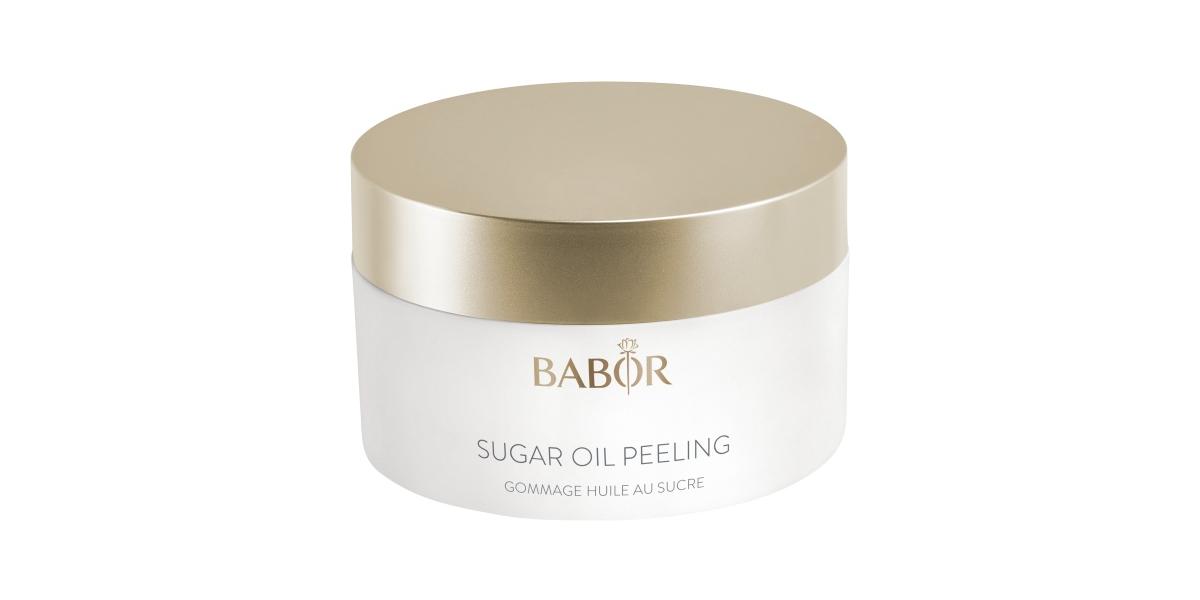 il paradiso di francesca - forte dei marmi - babor cleansing sugar _ oil peeling