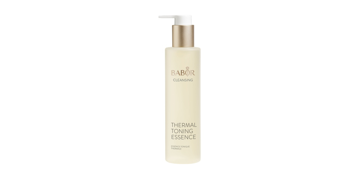il paradiso di francesca - forte dei marmi - babor cleansing thermal toning essence