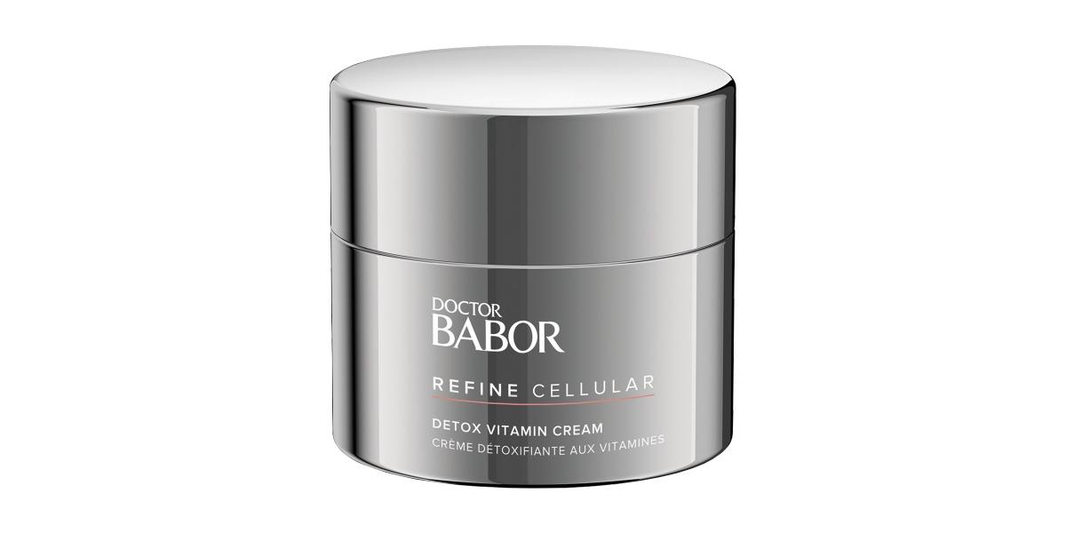 il paradiso di francesca - forte dei marmi - doctor babor refine cellular detox vitamin cream