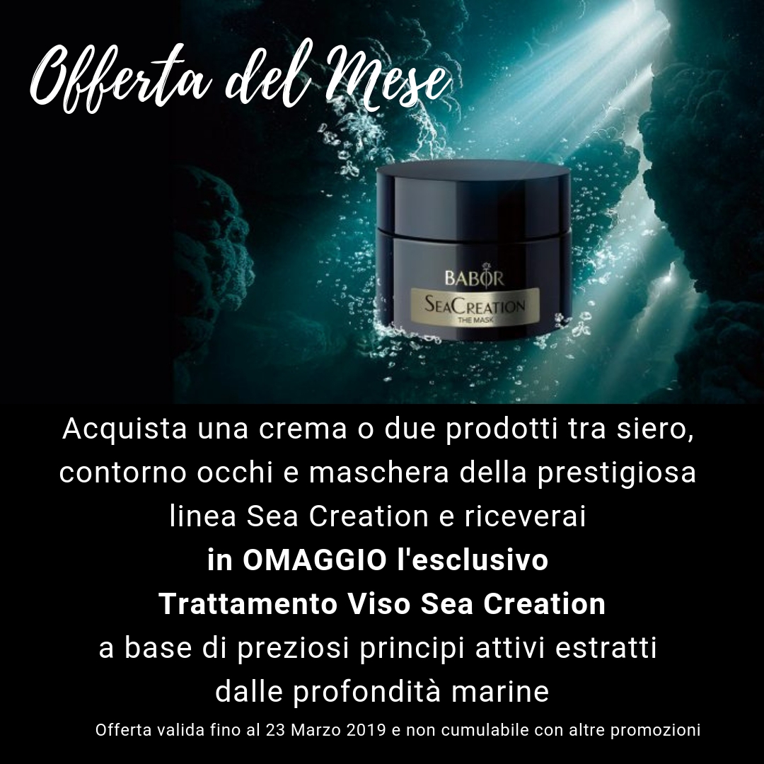 promo sea creation